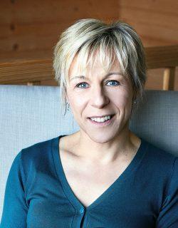 Image : Agnès Ledig - Printemps du livre 2020 - Terres de Montaigu