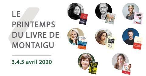 Image : Premiers auteurs 2020 - Printemps du Livre de Montaigu=