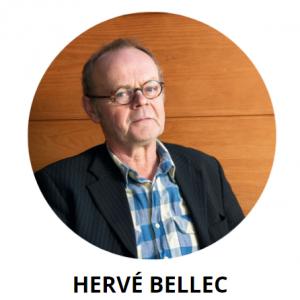 Hervé Bellec Finaliste Prix Ouest