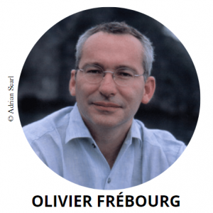 Olivier Frébourg Finaliste Prix Ouest