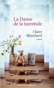 «La danse de la tarentule» de Claire Blanchard aux éditions Presses de la Cité