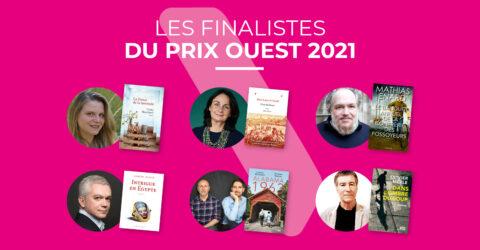 Sélection Prix Ouest 2021